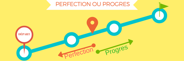 Progresse ne perfectionne pas